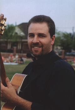 New Jersey Musician Doug on the Jazz Guitar