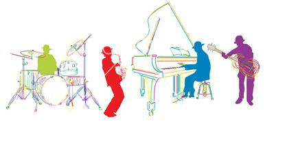Jazz band for your NJ event.