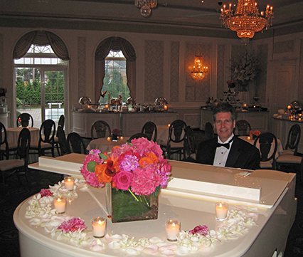 New Jersey Wedding pianist Arnie Abrams