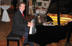 For an elegant affair and unforgettable live music, choose North Jersey pianist Arnie Abrams.