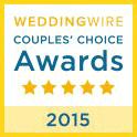 Wedding Wire Award 2015