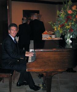 Arnie at Il Tulipano