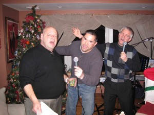 Chirstmas Party Singers in New York City