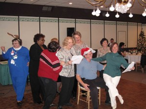 Holiday Party with Arnie's Christmas Sing Along
