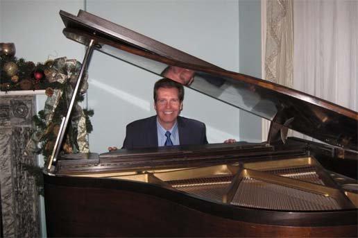 NJ Pianist Arnie Abrams. Best wedding entertainment NJ.