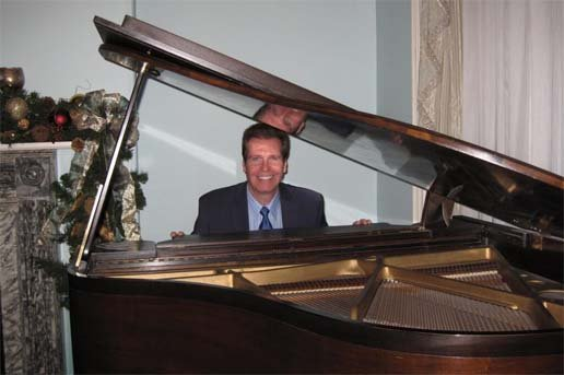 NJ Pianist Arnie Abrams. Best wedding entertainment NJ.
