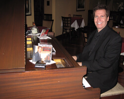 Restaurant Pianist Arnie Abrams can bring life to your dining room in New Jersey, New York City or Philadelphia with Live Piano Music