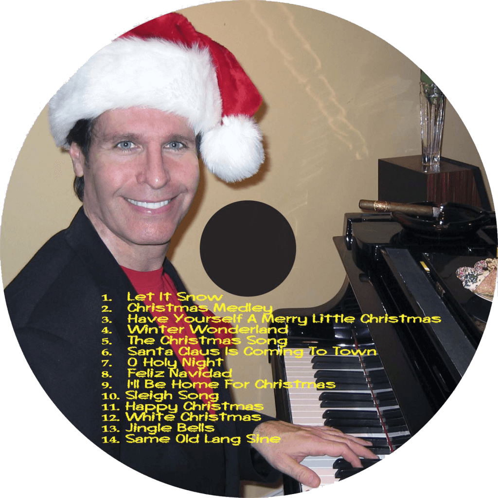 Arnie's Christmas album available on iTunes. It's called Let It Snow!